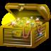 gold, treasure icon