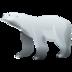 bear, polar icon