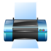 inkjet, printer icon
