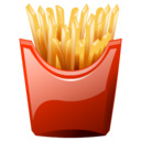 fast food, food, french, fries, junk food icon