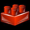 block, module icon