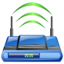 access point, router, wireless icon