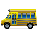 behicle, bus, school bus, transportation