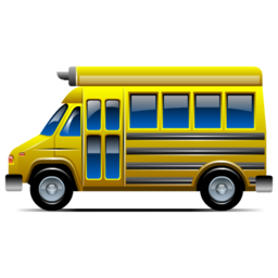 behicle, bus, school bus, transportation icon