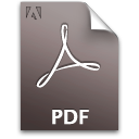 acp, document, file, pdf icon