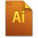 ai, document, file, genericfile icon