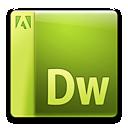 dreamweaver, file, adobe icon