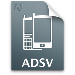 advs, document, file, filetype icon
