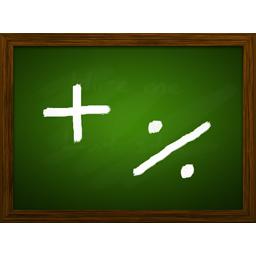 education, math, mathematics icon