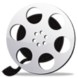 film, reel icon