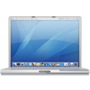 apple, g, laptop, powerbook icon