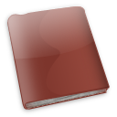 book, red book icon