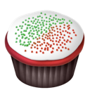 cake, christmas, food icon