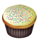 cake, food, vanilla