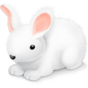 bunny, easter, easter eggs, rabbit icon