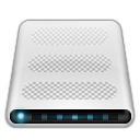 drive, external, vents icon