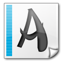 fonts, other icon