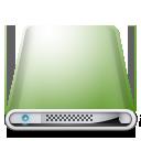 dark, green icon