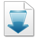 file, torrent icon