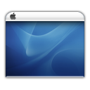 desktop, mac icon