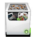 recycle, bin, full