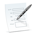 journal, register, registration, reviews, service, table icon
