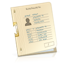 patient, file, journal