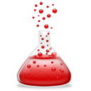 bottle, chemistry, lab, laboratory, test icon