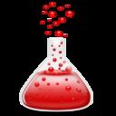 bottle, chemistry, lab, laboratory, test icon
