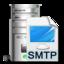 hosting, server, smtp icon