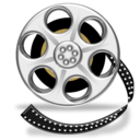 beer, film, movie, reel, video icon