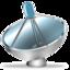 antenna, ham, satellite icon