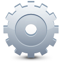 cog, gear, preferences icon