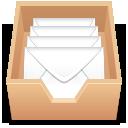 emails, inbox