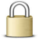 lock, safe, secure icon