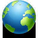 earth, internet, world