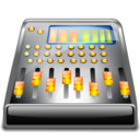 audio, console icon