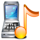 music, ringtones icon