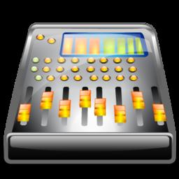 audio, console icon