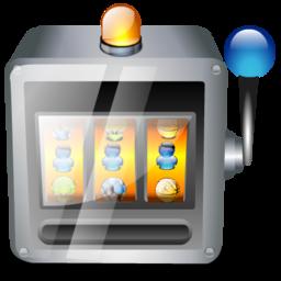 jackpot, machine, slot icon