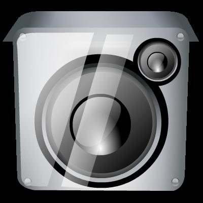audio, speakers icon