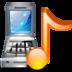 music, ringtones icon