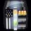 dedicated, hosting, server icon