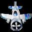aircraft, plane icon