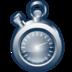 frame, time icon