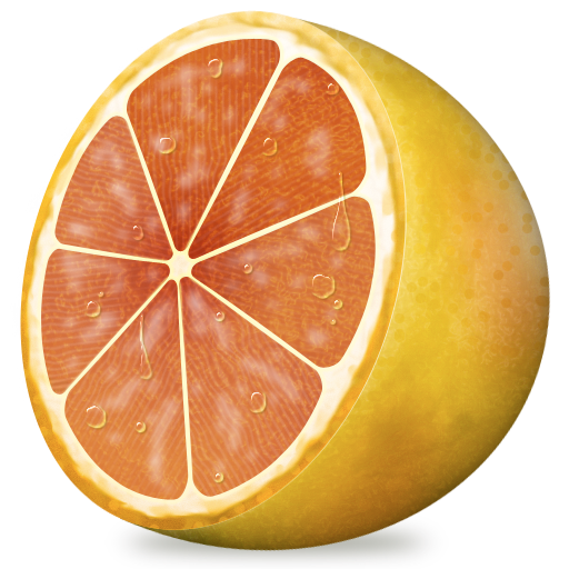 Fruit Png Icons Fruit Grapefruit Icon Png