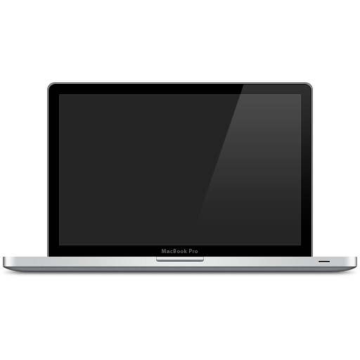 apple, computer, laptop, macbook air icon