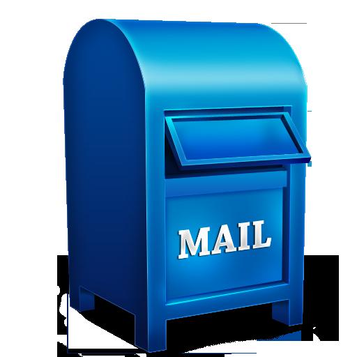 mail, mailbox, อีเมล icon
