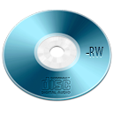 cd, device, optical, rw, | icon