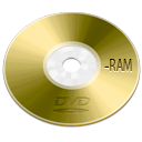 device, dvd, optical, ram, | icon
